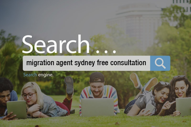 searching for migration agent sydney free consulation