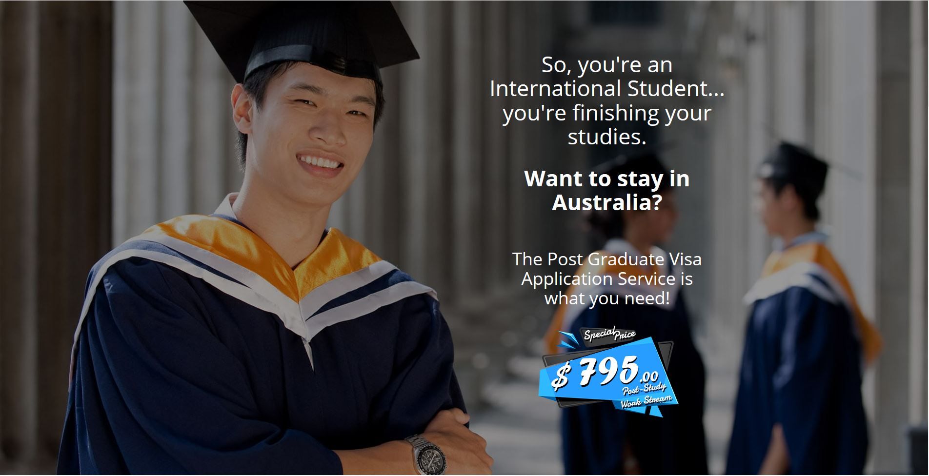 Post Graduate Visa Special Offer