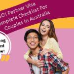 Complete 820 Visa Checklist