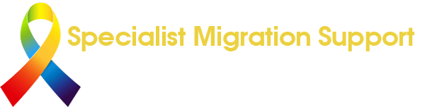 Specialist migration support for the lgbt community
