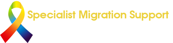 Specialist migration support for the LGBT+ community