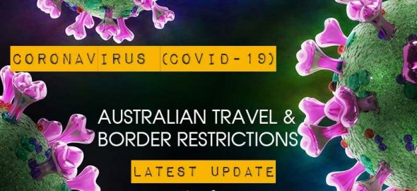 Coronavirus Travel Restrictions – Australia